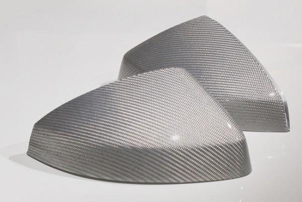 Audi S3 / RS3 Spiegelkappen (Alutex Designgewebe)