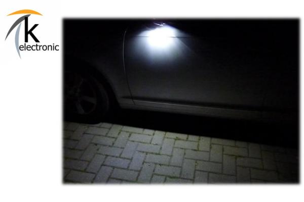 AUDI Q5 8R Umfeldbeleuchtung LED für Außenspiegel li+re Nachrüstpaket