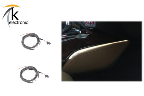AUDI A7 4G Ambientebeleuchtung LED Mittelkonsole Kabelsatz