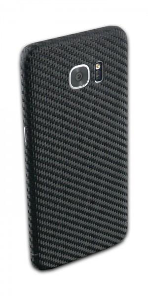 Echt-Carbon Cover für Samsung Galaxy S7 EDGE
