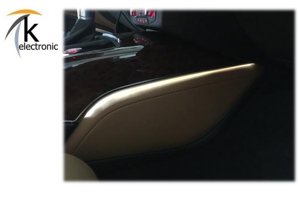 AUDI A6 4G C7 Ambientebeleuchtung LED für Mittelkonsole Nachrüstpaket