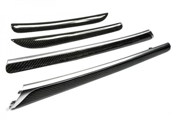 Audi RS5 Carbon Dekorleisten (4-teilig)