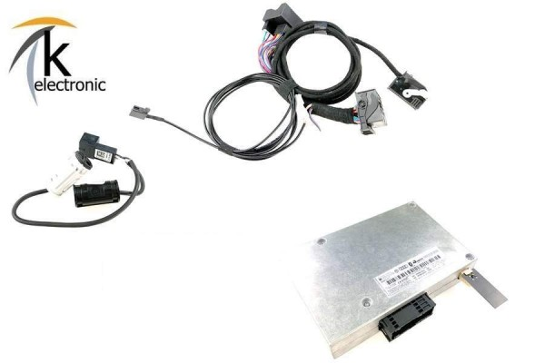 AUDI A4 B7 8E Bluetooth Telefon Freisprecheinrichtung Nachrüstpaket