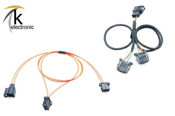 AUDI A5 8T 8F AMI CD-Wechsler Kabelsatz MMI2G