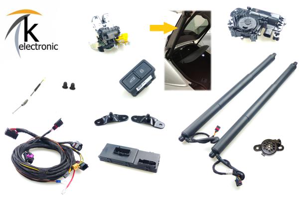 AUDI Q2 GA elektrische Heckklappe / Kofferraum Komfortschließen Nachrüstpaket