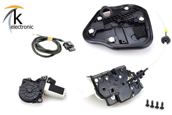 AUDI A7 4K Soft Close Komfortschließen für Türe Nachrüstpaket