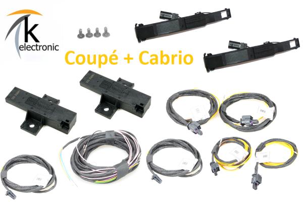 AUDI A5 F5 B9 Keyless Go / Entry Kessy Komfortschlüssel Nachrüstpaket