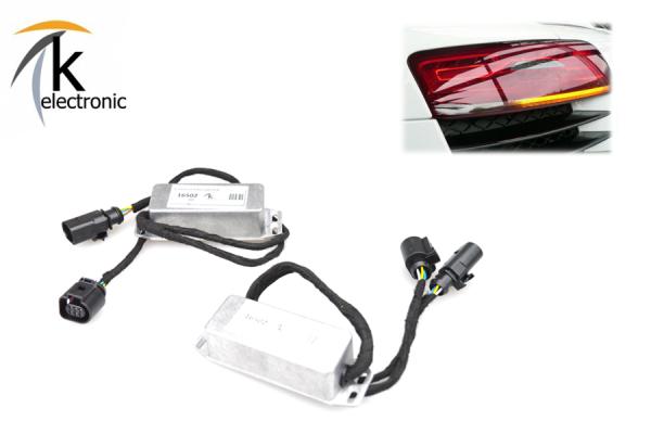 AUDI R8 I Facelift LED-Rückleuchten / Heckleuchten - Adapter Anschlusspaket