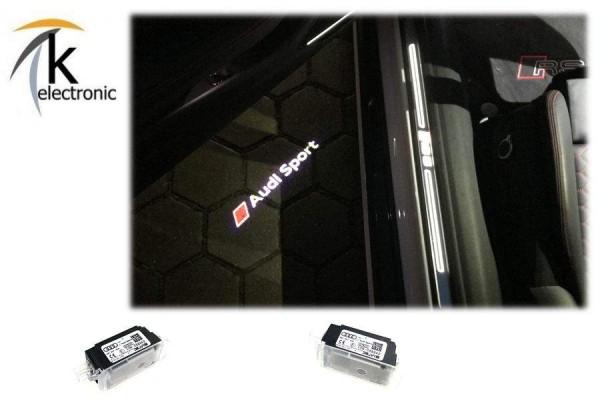 AUDI Q3 F3 Umbausatz auf AUDI SPORT RS LED für Türbeleuchtung