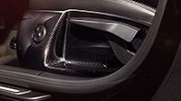 Audi S3 / RS3 Sitzblenden in Carbon für S Sportsitze (Set) für manuelle Verstellung