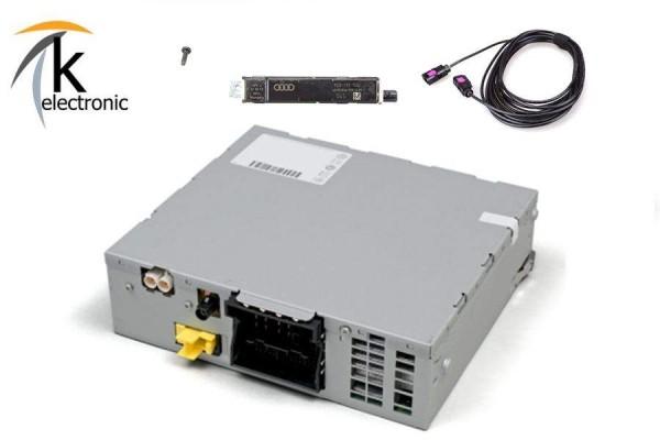 AUDI Q3 8U DAB+ digitaler Radiotuner Nachrüstpaket für MMI3G Navigation