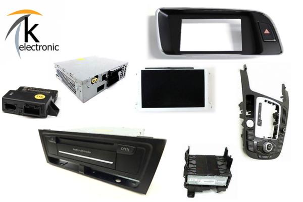 AUDI Q5 8R MMI3G+ High Navigation plus Umrüstpaket