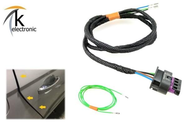 AUDI Q8 4M8 Soft Close Komfortschließen Zuziehhilfe für Türe Kabelsatz