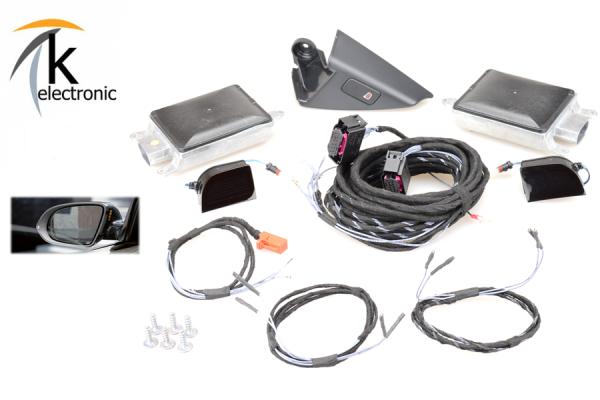 AUDI A6 4G side assist Spurwechselassistent Nachrüstpaket