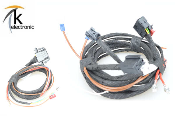 AUDI Q5 8R elektr. Heckklappe / Kofferraum Kabelsatz