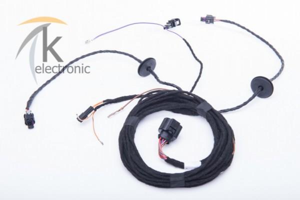 AUDI SQ5 8R elektronische aktive Abgasanlage AGA Kabelsatz