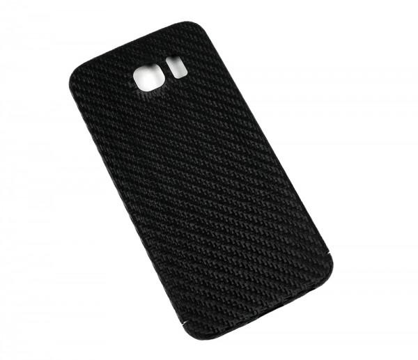 Echt-Carbon Cover für Samsung Galaxy S6
