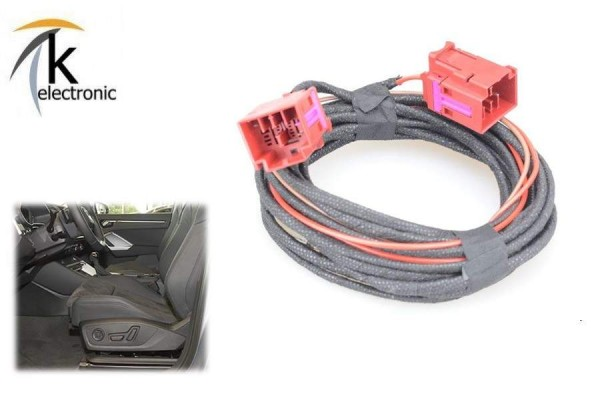 AUDI Q3 F3 elektrische Sitzverstellung Lordose Kabelsatz