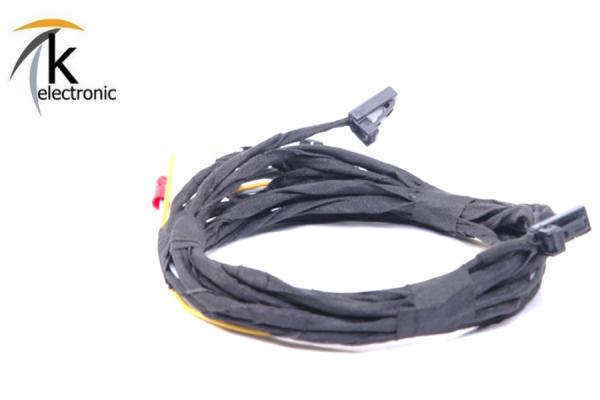 AUDI Q2 GA LED - Fußraumbeleuchtung Heck hinten Kabelsatz