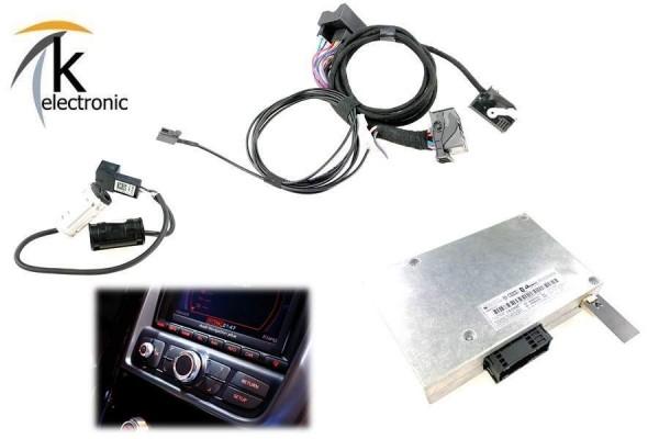 AUDI R8 I 42 43 Bluetooth Telefon Freisprecheinrichtung Navigation plus Nachrüstpaket