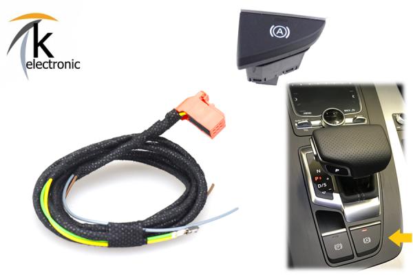 AUDI Q7 4M Hill Hold / Berganfahrassistent / Auto Hold für Automatikgetriebe Nachrüstpaket