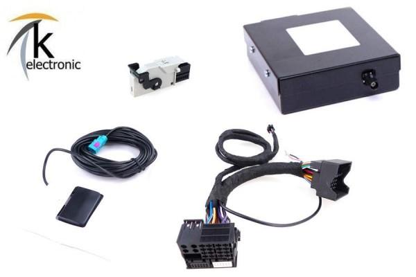 AUDI TT 8J DAB+ Radio Nachrüstpaket für RNS-E Navigation plus