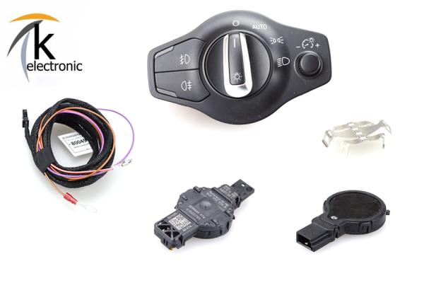 AUDI Q5 8R Facelift Licht-/Regensensor + Coming Home / Leaving Home Nachrüstpaket