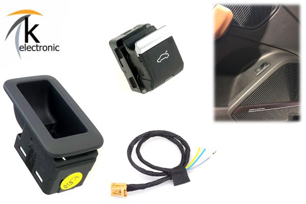 AUDI Q5 FY Taster elektrische Heckklappe / Fahrertüre Nachrüstpaket