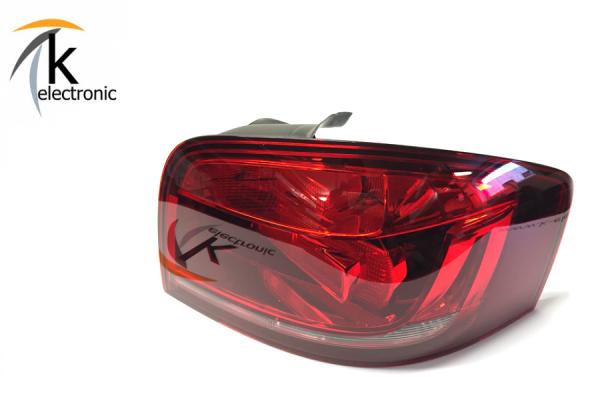 AUDI S3 8P Facelift LED Heckleuchten Nachrüstpaket