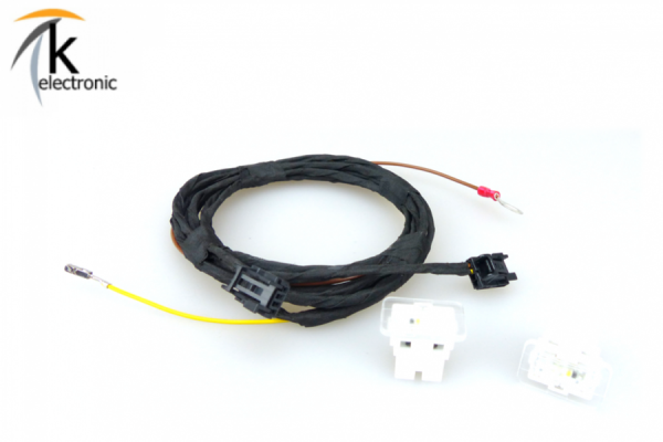 AUDI Q2 GA LED - Fußraumbeleuchtung Front vorne Nachrüstpaket