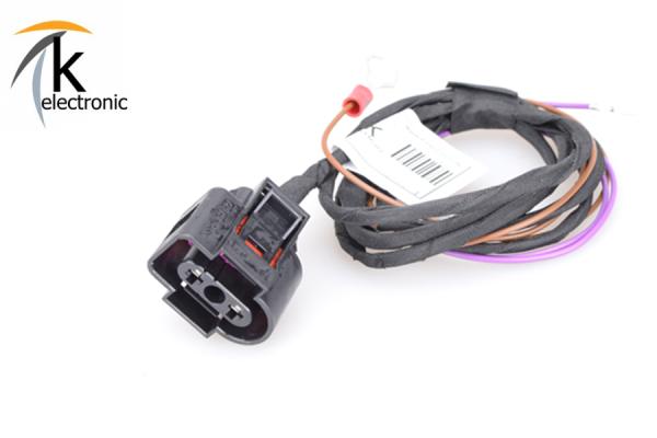 AUDI Q5 8R Wischwasserstandssensor Kabelsatz