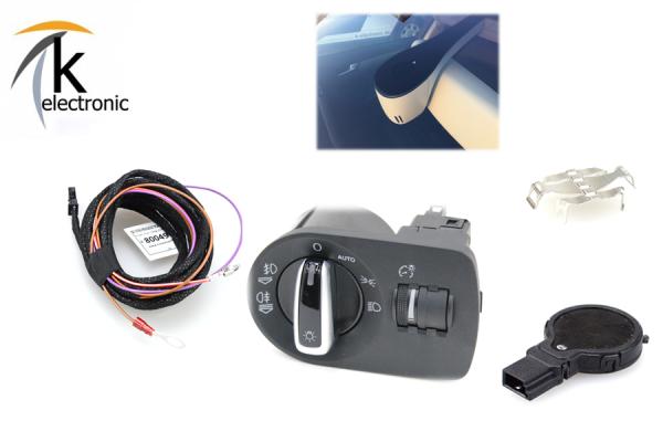 AUDI TT 8J Licht-/ Regensensor Nachrüstpaket