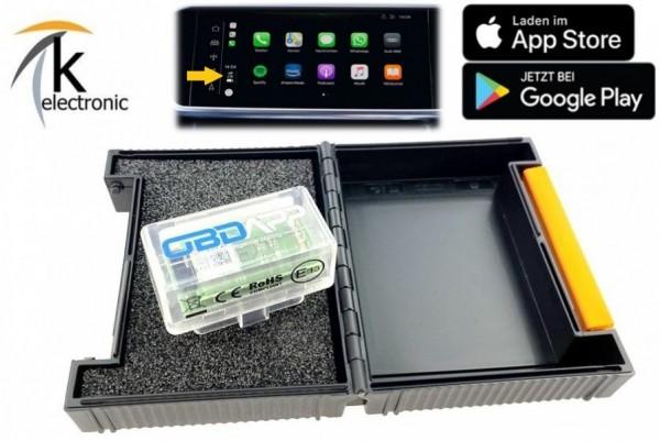 AUDI Q8 4M8 Apple Carplay ohne Kabel / Wireless freischalten Nachrüstpaket