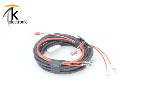 AUDI Q3 8U elektr. Sitzverstellung + Lordose vorne / Front Kabelsatz