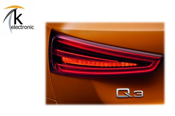 AUDI Q3 8U LED-Heckleuchten Vor-Facelift Nachrüstpaket