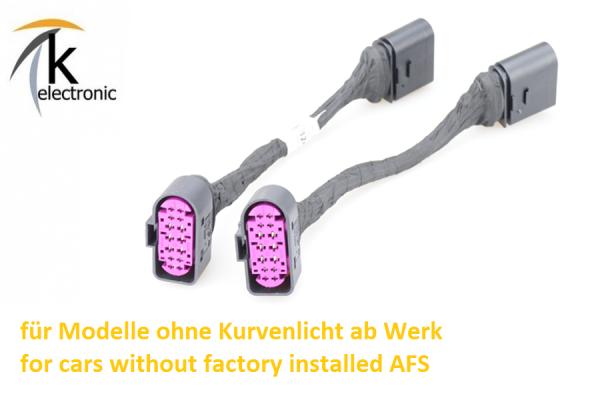 AUDI Q5 8R Xenon-Adapter für Facelift Umbau / mit u. ohne AFS