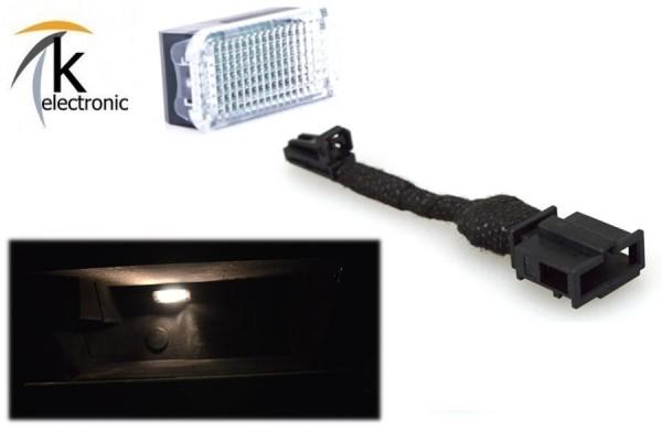 AUDI A5 F5 B9 Handschuhfachbeleuchtung Halogen - LED-Umbaupaket