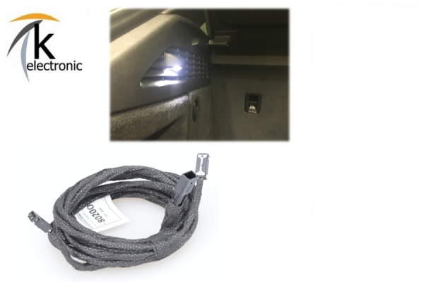 AUDI A3 8V Sportback LED-Kofferraum auf links + rechts LED Kabelsatz