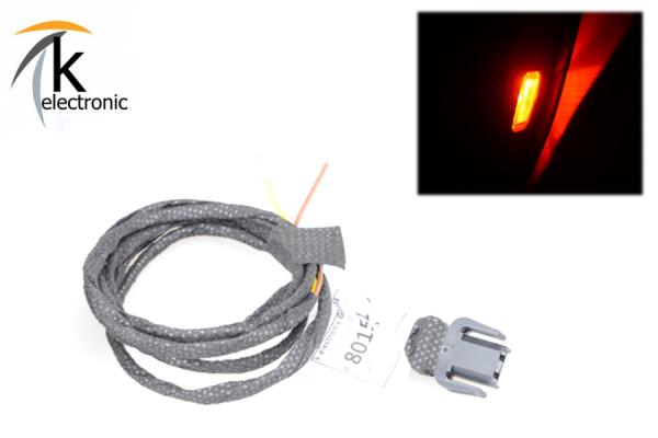 AUDI A7 4G Türbeleuchtung rote Warnleuchte Kabelsatz