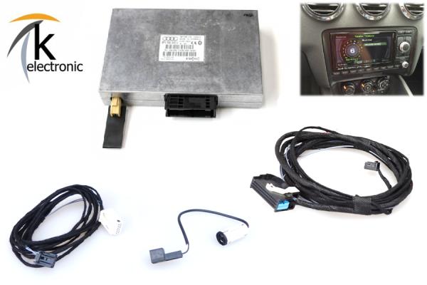 AUDI TT 8J Bluetooth Freisprecheinrichtung Nachrüstpaket