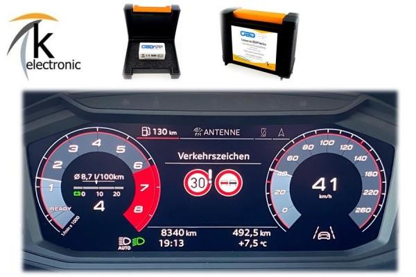 AUDI A1 GB Verkehrszeichenerkennung VZE freischalten Nachrüstpaket