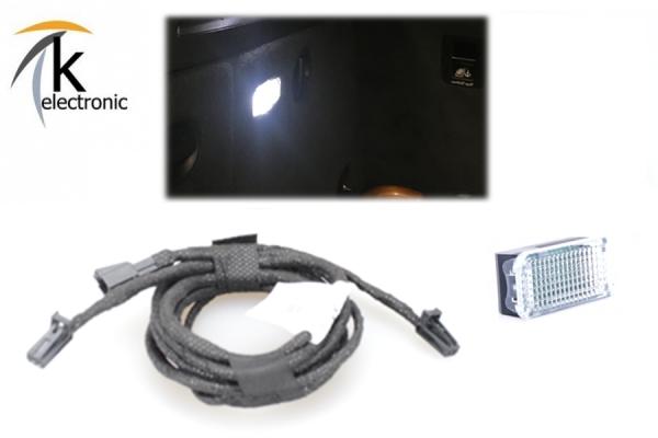 AUDI Q2 GA Kofferraumbeleuchtung auf links + rechts LED Nachrüstpaket