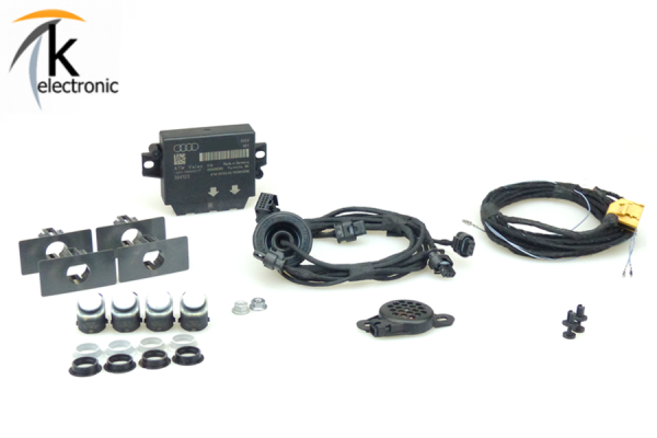 AUDI Q3 8U Einparkhilfe Heck APS / PDC hinten Nachrüstpaket