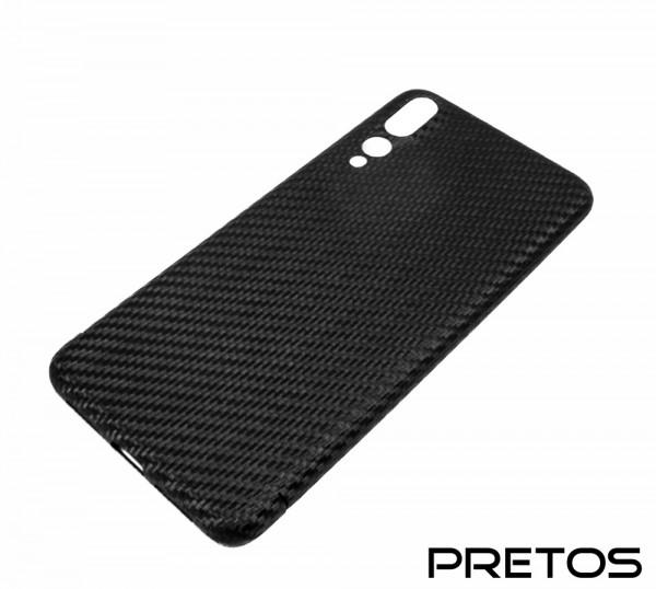 Echt-Carbon Cover für Huawei P20 PRO