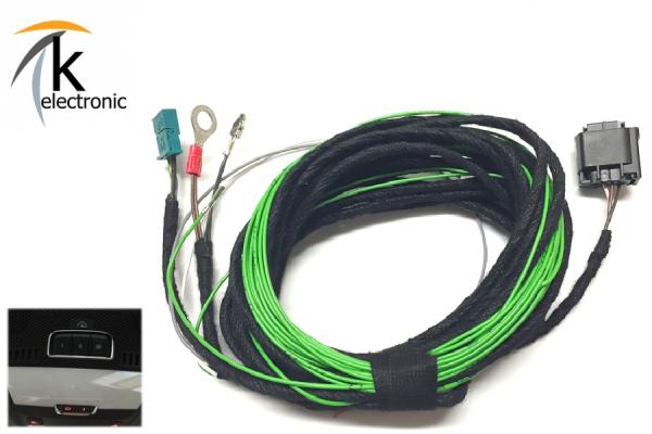 AUDI Q5 8R Home Link Garagentoröffnung Kabelsatz