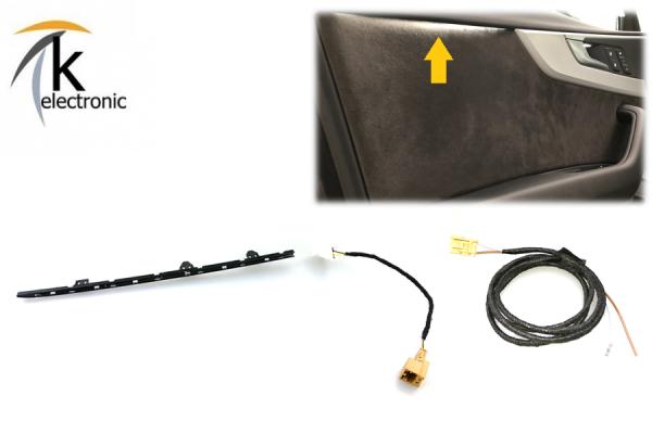AUDI A5 F5 Ambientebeleuchtung LED für Türe Nachrüstpaket