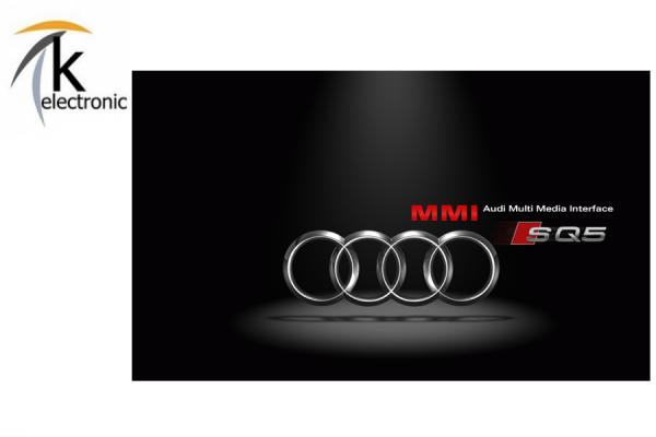 AUDI Q5 8R MMI3G/3G+ Startbildschirm ändern auf Q5 SQ5 RSQ5 Facelift Optik