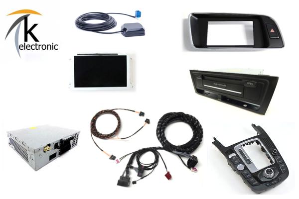 AUDI Q5 8R MMI3G Basic Navigation Umrüstpaket