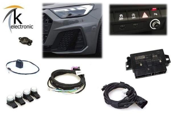 AUDI A1 GB Einparkhilfe APS+ Front PDC vorne mit OPS Nachrüstpaket
