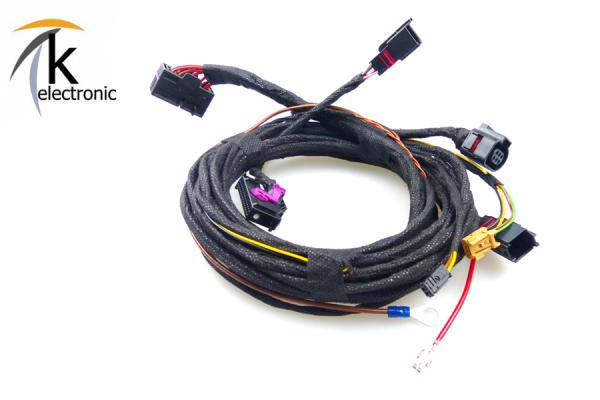AUDI A4 B9 8W elektrische Heckklappe / Kofferraum Komfortschließen Kabelsatz
